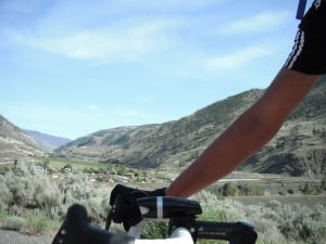 Cache Creek 600 - randonneur cycling B.C.