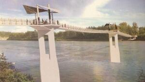 Terwillegar footbridge