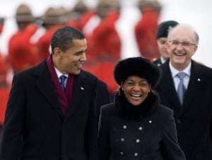 Canada Obama 20090219 TOPIX