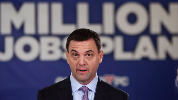 Progressive Conservative Leader Tim Hudak has previously said that services he described as 'vital work' being done by nurses, doctors and police would not be affected by his proposed 100,000 job cuts.