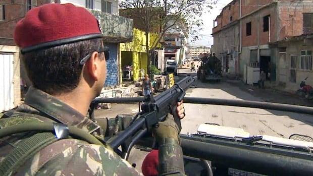 Brazil's dangerous favelas