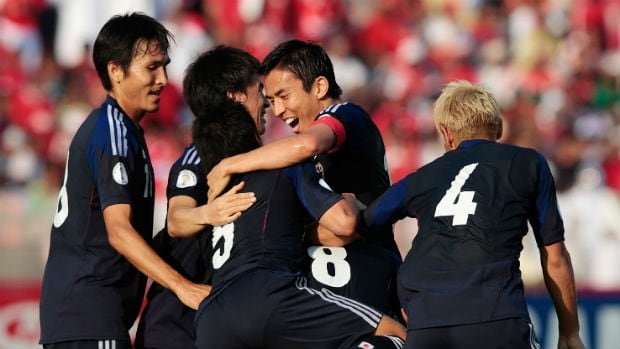 Japan can feel confident of its chances of making progress from a World Cup group which could be wide open.
