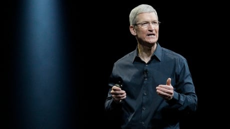 Apple Conference WWDC 2014 CEO Tim Cook