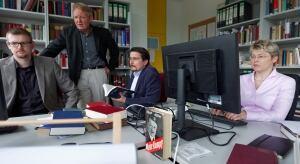 Mein Kampf editors team