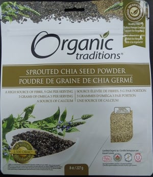 Organic tradtions