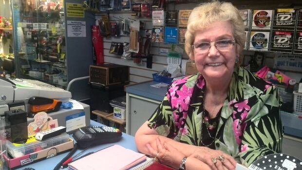 Joy Sawyer is closing Coquitlam Music and retiring after 43 years of teaching students the accordion.