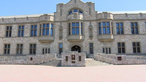 The University of Saskatchewan, in Saskatoon.