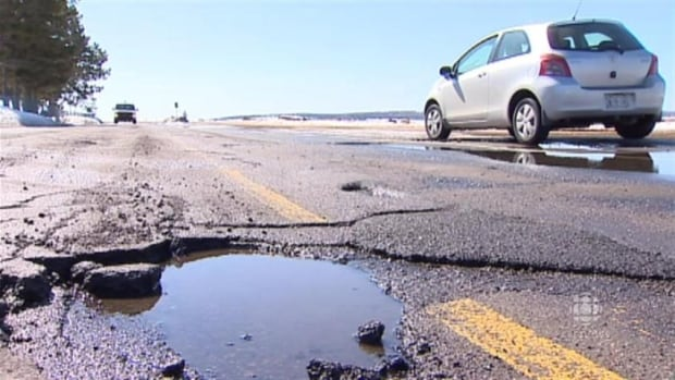 Tweel wants the city to re-evaluate how they choose which streets get repaired and which ones don't.
