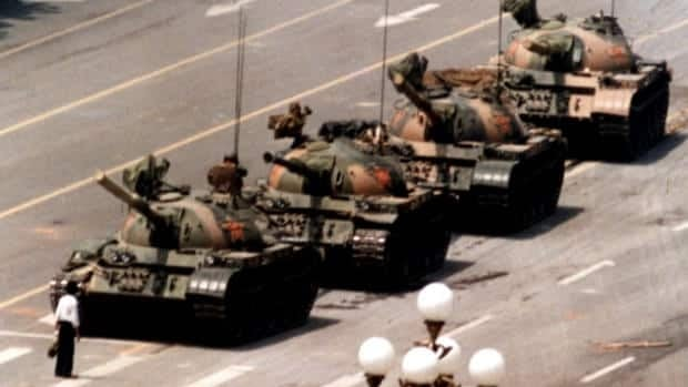The ghosts of Tiananmen Square