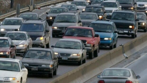 A Calgary driver who makes a daily 30-minute commute can expect an accumulated delay of 71 hours over one year, the report said.