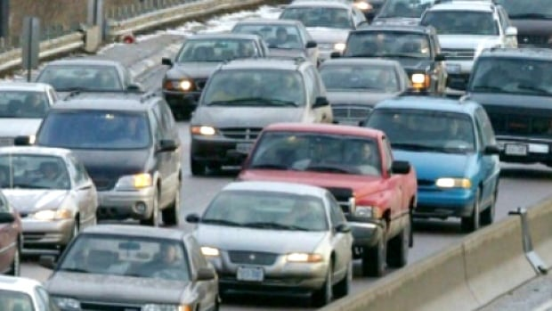 Calgary has the fifth worst traffic gridlock in the country, according to one study. New research is now saying more time behind the wheel is also bad for your waistline.