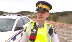RCMP Const. Matthew Christie