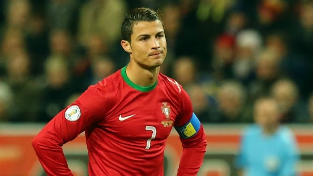A hampered Cristiano Ronaldo would be a big blow to Portugal's chances in Brazil.