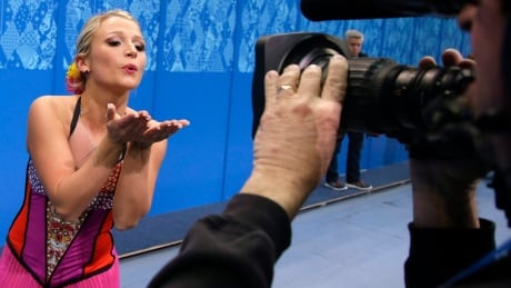 Kirsten Moore-Towers finds new figure skating parnter