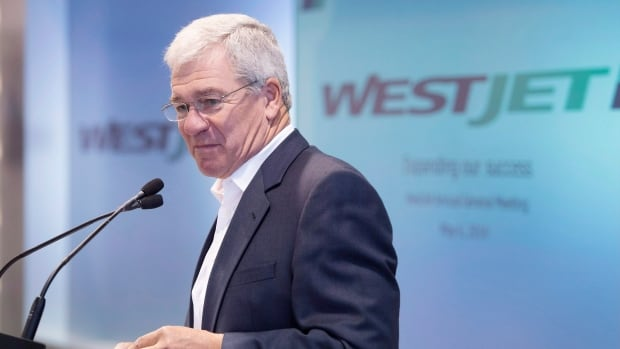 Clive Beddoe, chairman and co-founder of WestJet Airlines, says Calgary's reputation is at risk unless the city and the provincial government come up with significant flood-mitigation plans.