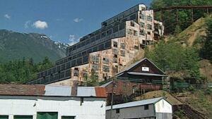 Britannia Mine 1999 file British Columbia CBC