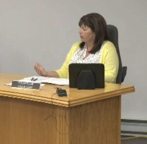 Marystown Councillor Lisa Slaney