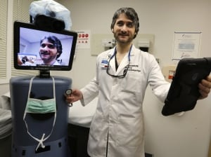 Exchange-Robot Doctor