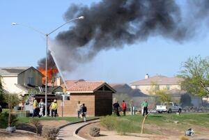 Military Jet Crash