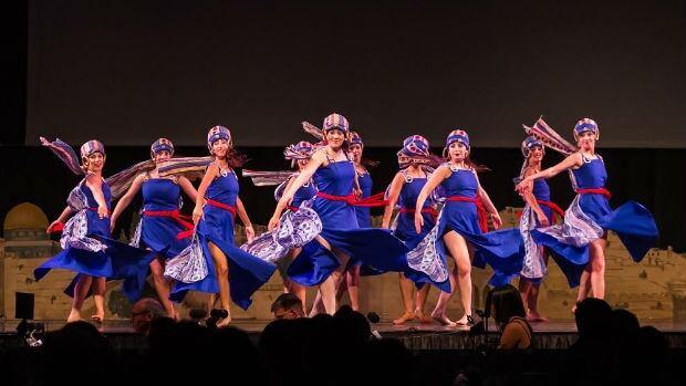 Sarah Sommer Chai Folk Ensemble celebrates 50 years of Israeli culture.