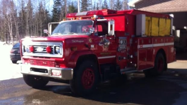 Frenchvale fire department's current 26-year-old truck keeps breaking down.