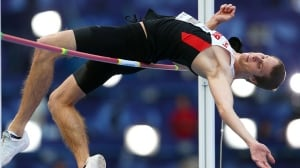 Canadian high-jumper Derek Drouin from Corunna, Ont., was fourth at the Golden Gala in Rome on Thursday after he cleared 2.28 metres. Mutaz Essa Barshim of Qatar set the Diamond League record and year-leading height of 2.41 metres set by Olympic champion Ivan Ukhov.