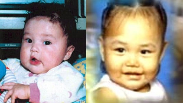 Phoenix Sinclair (left) and Sherry Charlie. Charlie was beaten to death by her uncle in Port Alberni in 2002. Phoenix Sinclair was abused and beaten to death at the age of five by her mother and mother's boyfriend.
