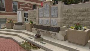 RCMP Memorial and Honour Roll