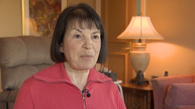 Elayne Shapray, a 67-year-old grandmother who has multiple sclerosis, is fighting for the right to have a physician-assisted death.