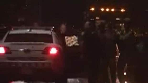 Justin Bourque in custody: RAW