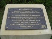 Roper plaque