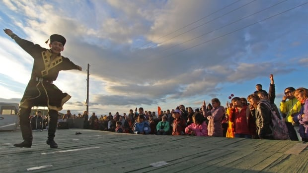 A festival of Arctic sports is held each year in Chukotka, Russia, but 2014 could be the biggest ever, with invitations out to youth around the circumpolar world. 'We'll have games from all different Arctic people and the format is very much that of a festival,' says organizer Mille Porsild.