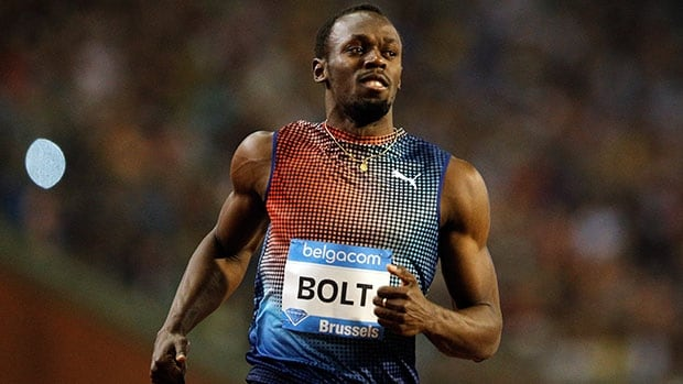 Usain Bolt has said his goal for 2014 was to break his own 200-metre world record of 19.19.