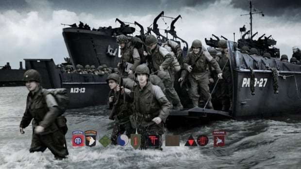 The new 3D Imax doc D-Day: Normandy 1944 mixes animation and live action, archives and CGI maps, animated models and re-enactment to revisit the historic Second World War landing.