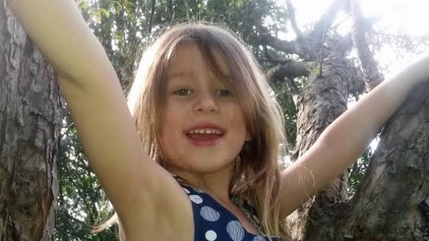 Sarah Smith is now a healthy five-year-old. Her mother Anne says Sarah was in the hospital when the stroke happened and received treatment immediately, saving her life.