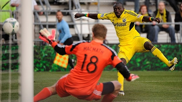 Dominic Oduro has 46 goals in 228 MLS appearances.