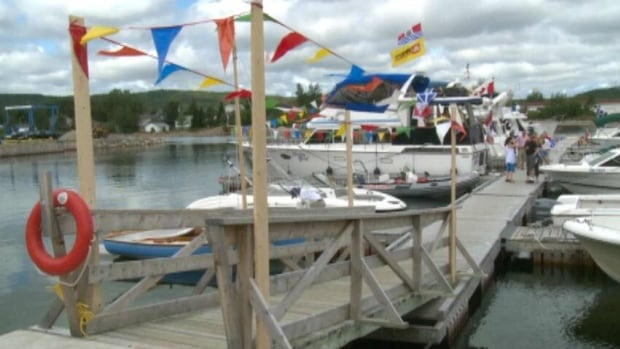 The Glovertown Marina, seen here in a stock photo. The towns of Glovertown and Traytown are considering amalgamation.