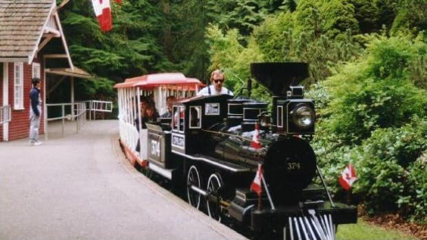 The Stanley Park miniature train celebrates 50 years.