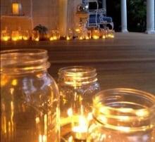 Porch lights for Moncton