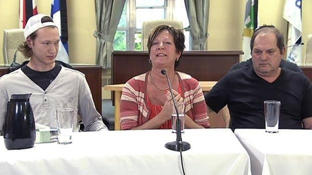 Family of slain RCMP officer speaks