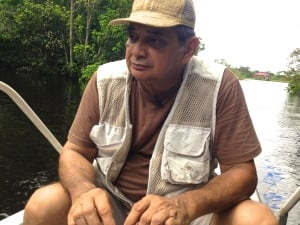 Sergio Bringel, Amazon