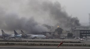 Pakistan airport attacks