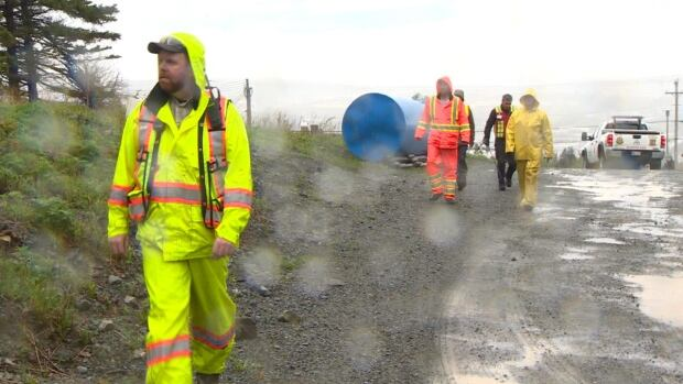 Sixteen months after Joshua Miller was last seen, searchers combed an area near Mount Scio Road on Saturday.