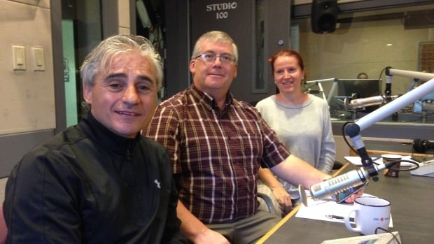 Incumbent Liberal Bill Mauro, PC Harold Wilson, NDP Mary Kozorys debated health care and energy policy on CBC's Superior Morning radio show on Monday.