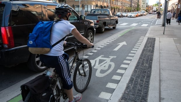 In 112 days, 541 cyclists were hit by vehicles in Toronto.