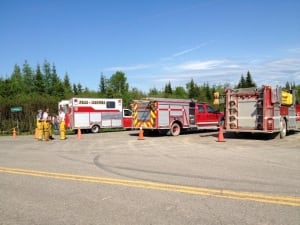Pictou County train derailment