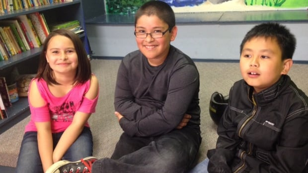 These Boys & Girls Club kids are looking forward to summer holidays.