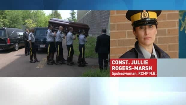 Moncton shootings: regimental funeral tomorrow