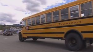 Whitehorse school bus