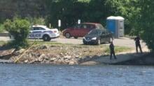 water rescue body found ottawa river
